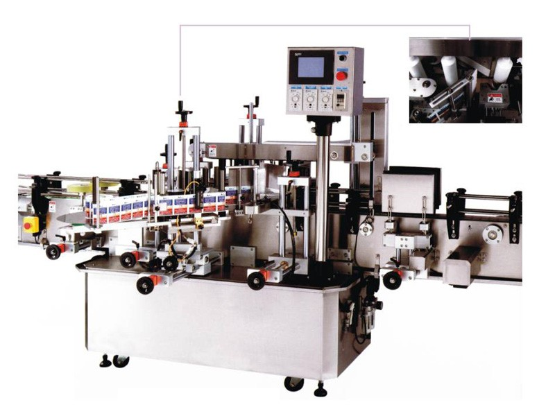 Automatic-Twin-Side-Positioning-Wrap-round-Labeler-ALB-625-